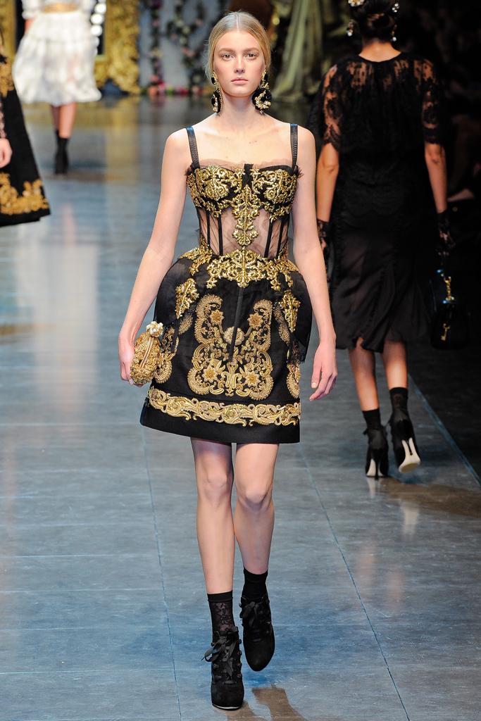 Dolce&Gabbana AW12