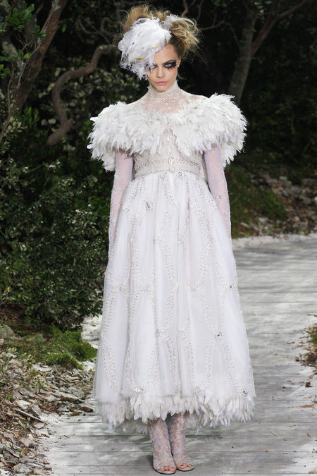 Chanel Couture spring/summer 2013