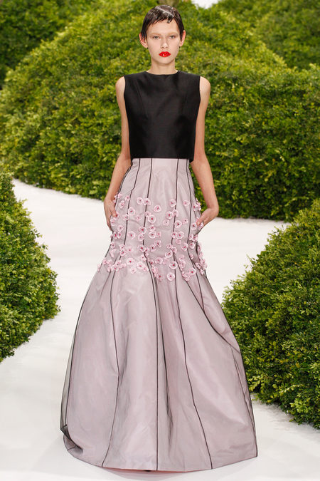 Dior Couture spring/summer 2013