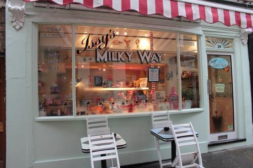 Issy's Milky Way Camden