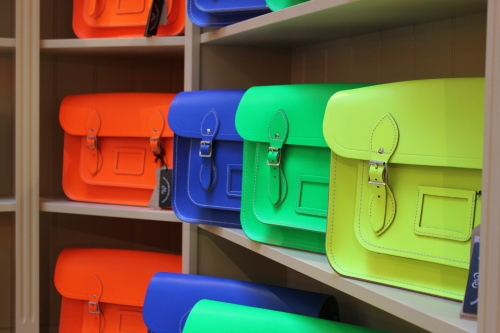 Cambridge Satchel Company Covent Garden Shop