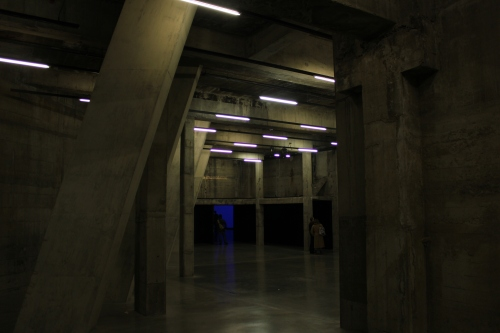 The Tanks, Tate Modern