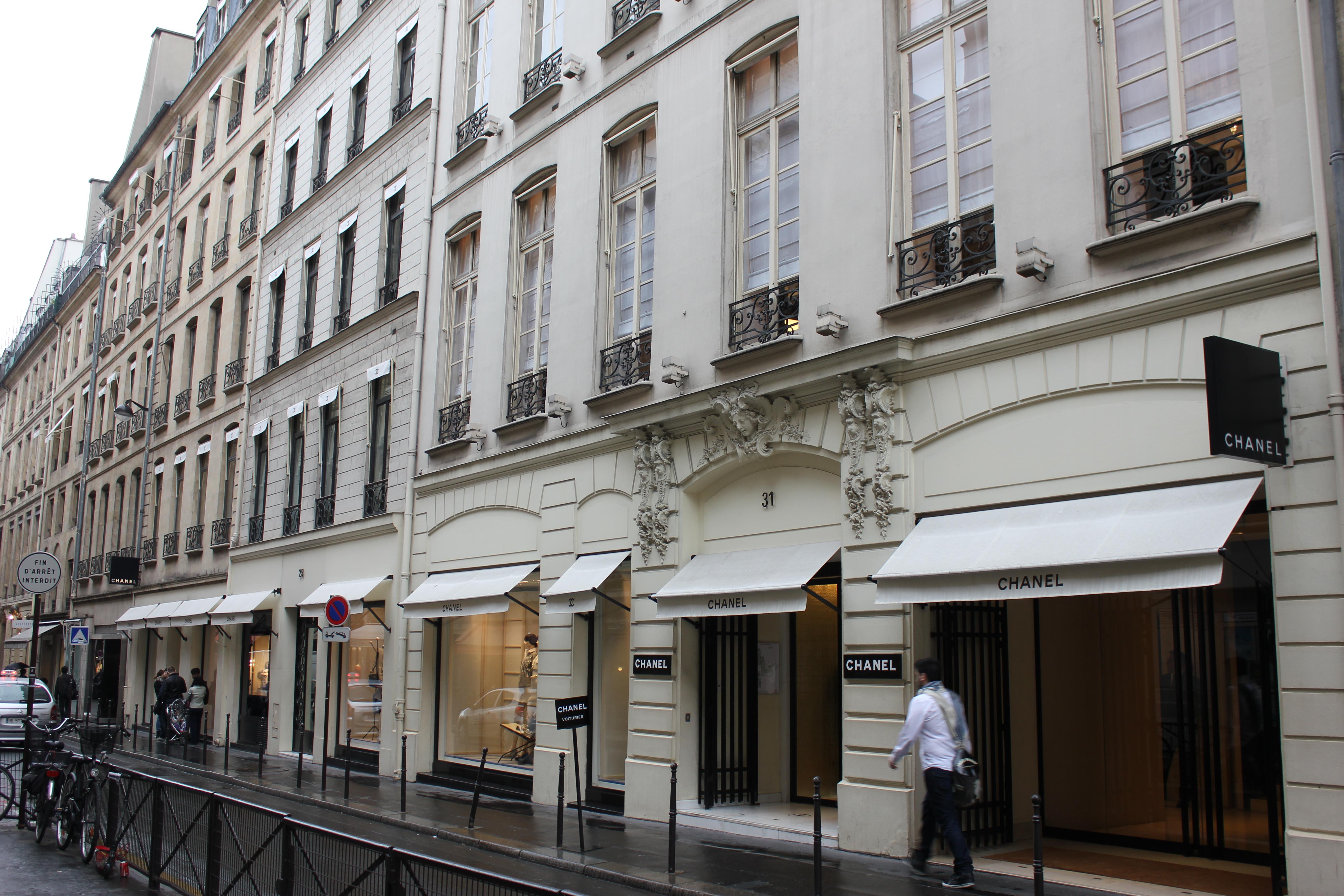 Paris in the Spring Part 1: Mandarin Oriental Paris ...