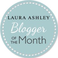 Laura Ashley Blogger of the Month