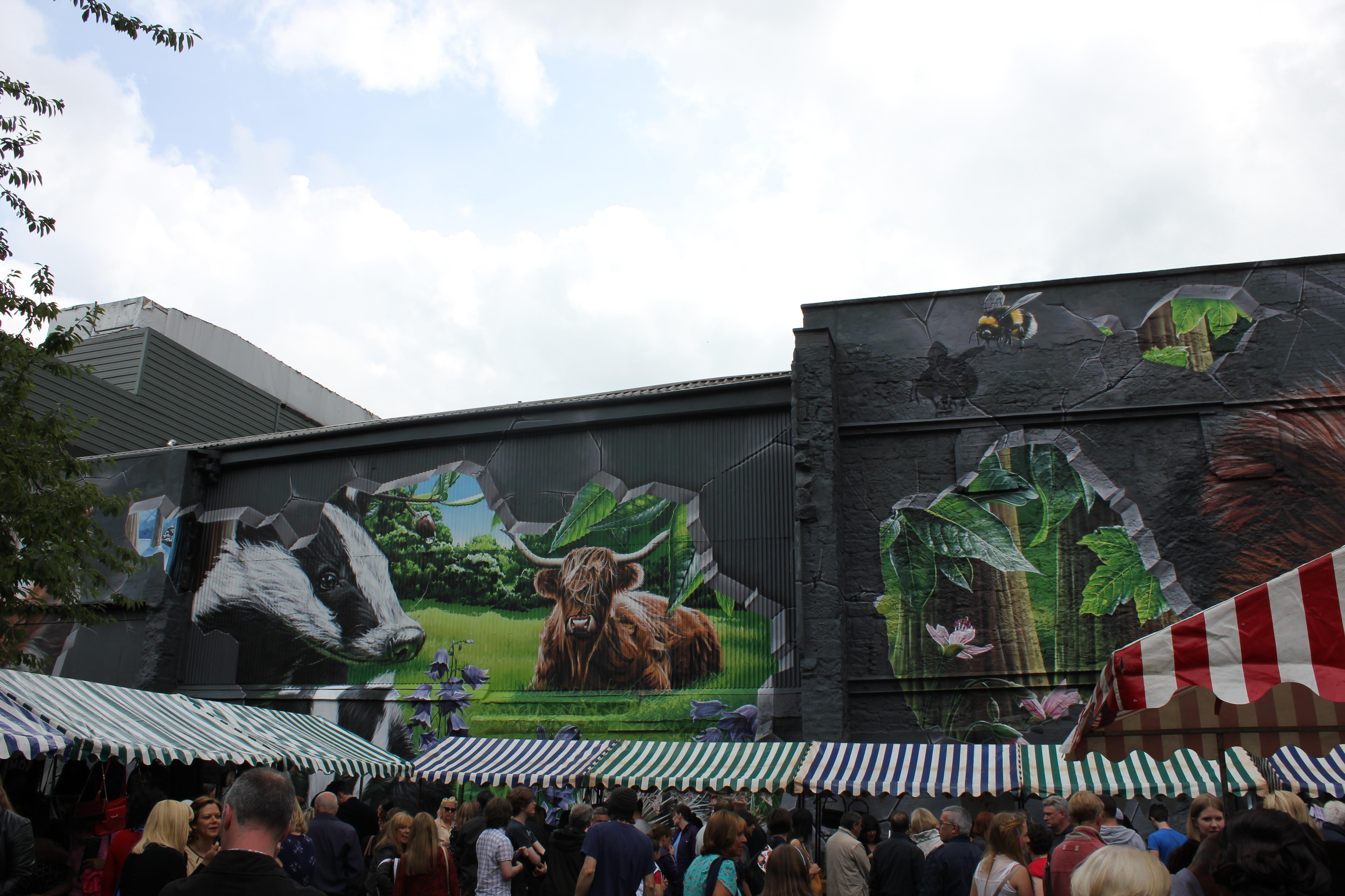 The Vintage Festival 2013 Glasgow