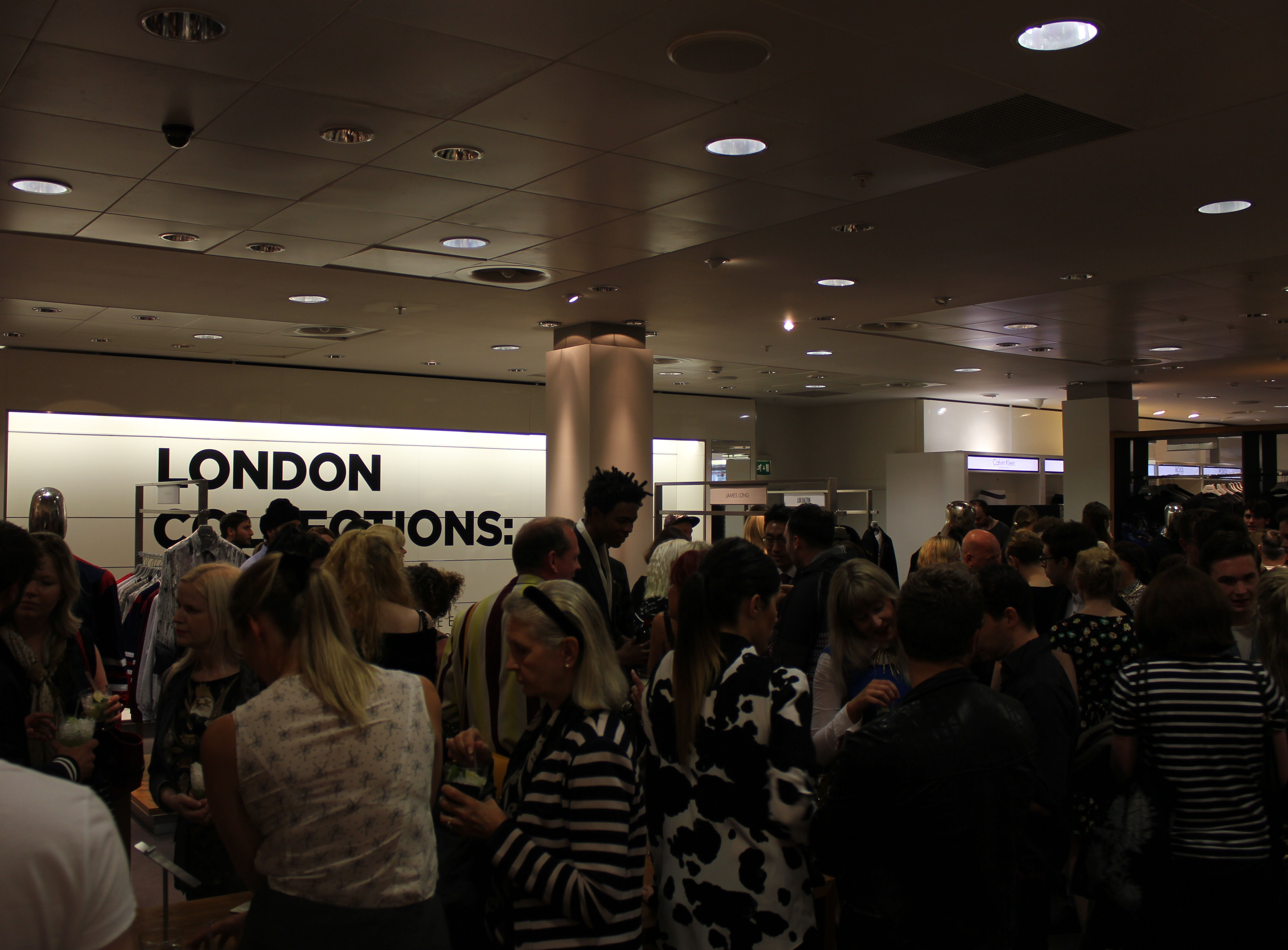 London Collections: Men on Tour