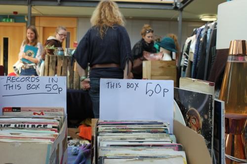 Out of the Blue Flea Market Edinburgh