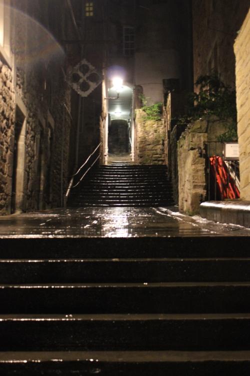 The Devil's Advocate, Edinburgh