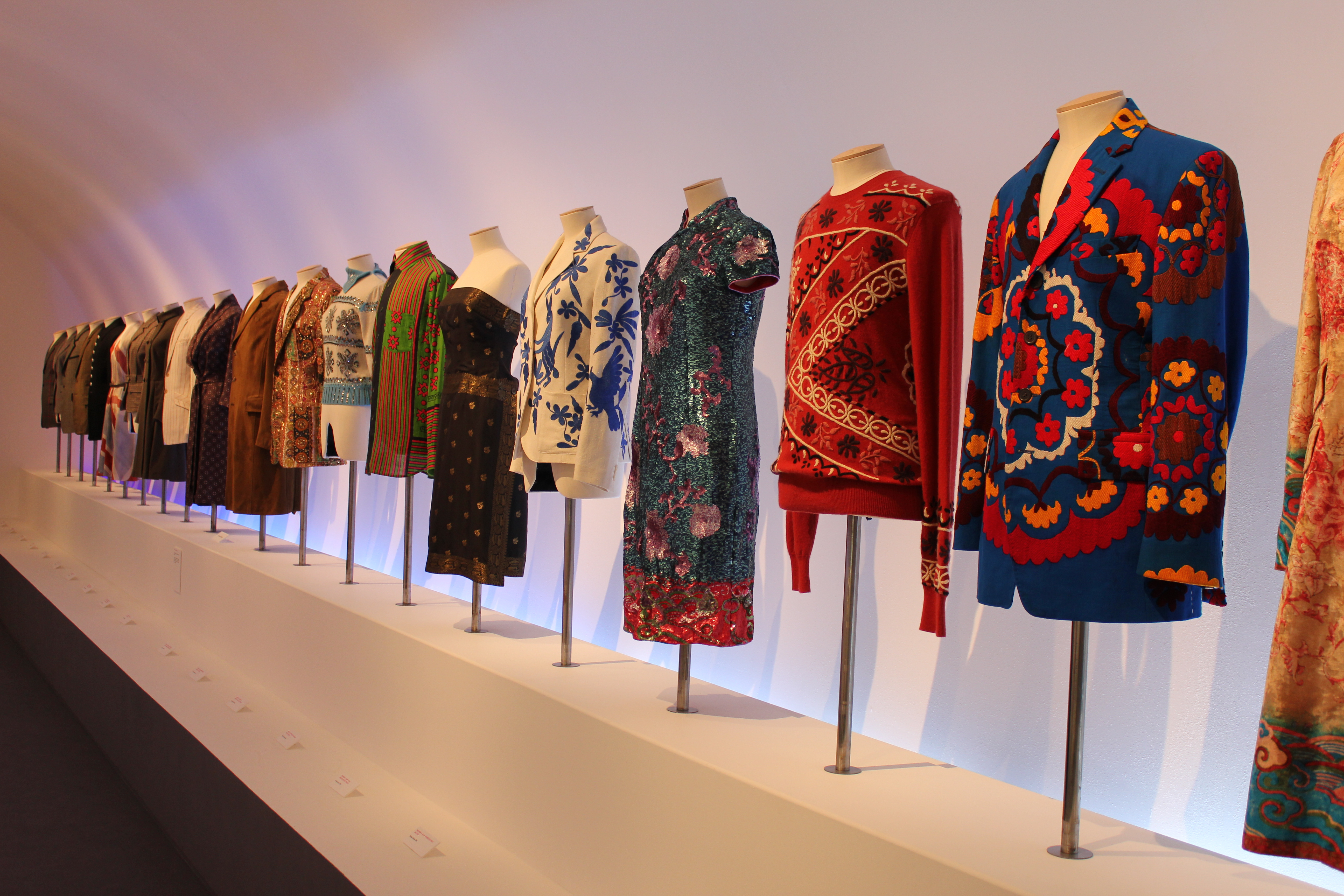 Hello My Name Is Paul Smith At The Design Museum In London Everything Looks Rosie Edinburgh Lifestyle Fashion Baking Blog