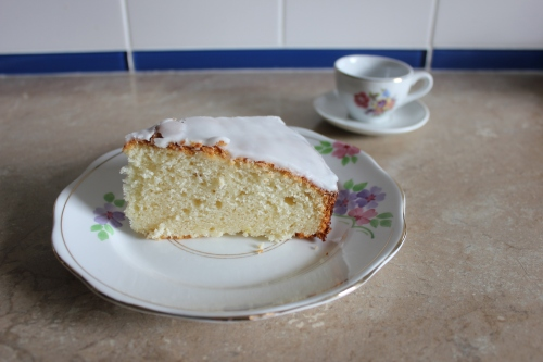 Mary Berry Lemon Yoghurt Cake