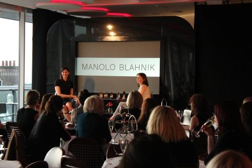 Manolo Blahnik Harvey Nichols Edinburgh