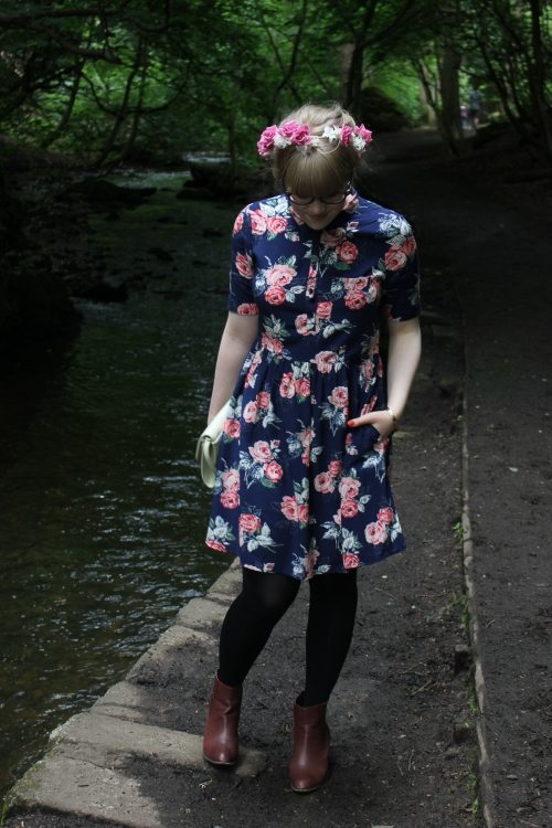 Cath Kidston shirt dress SS14