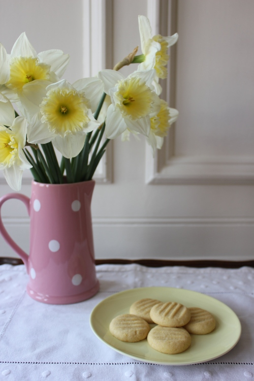 Easter Lemon Biscuits