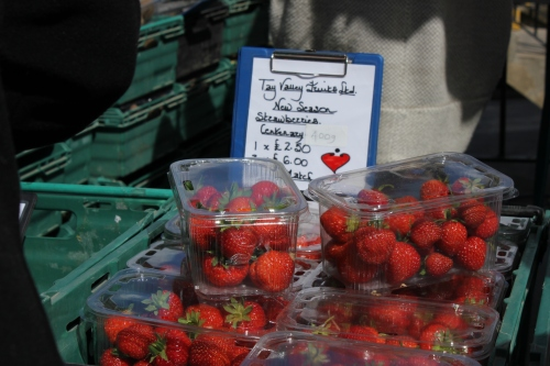 Edinburgh Farmers' Market 15