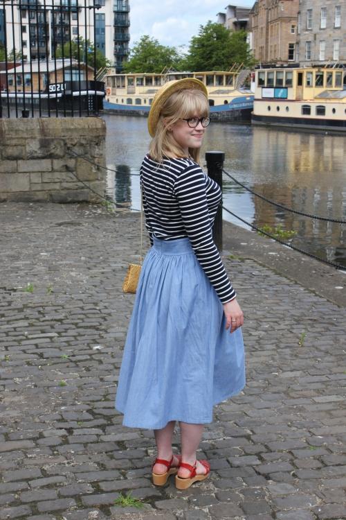 Love at First Stitch Clémence Skirt