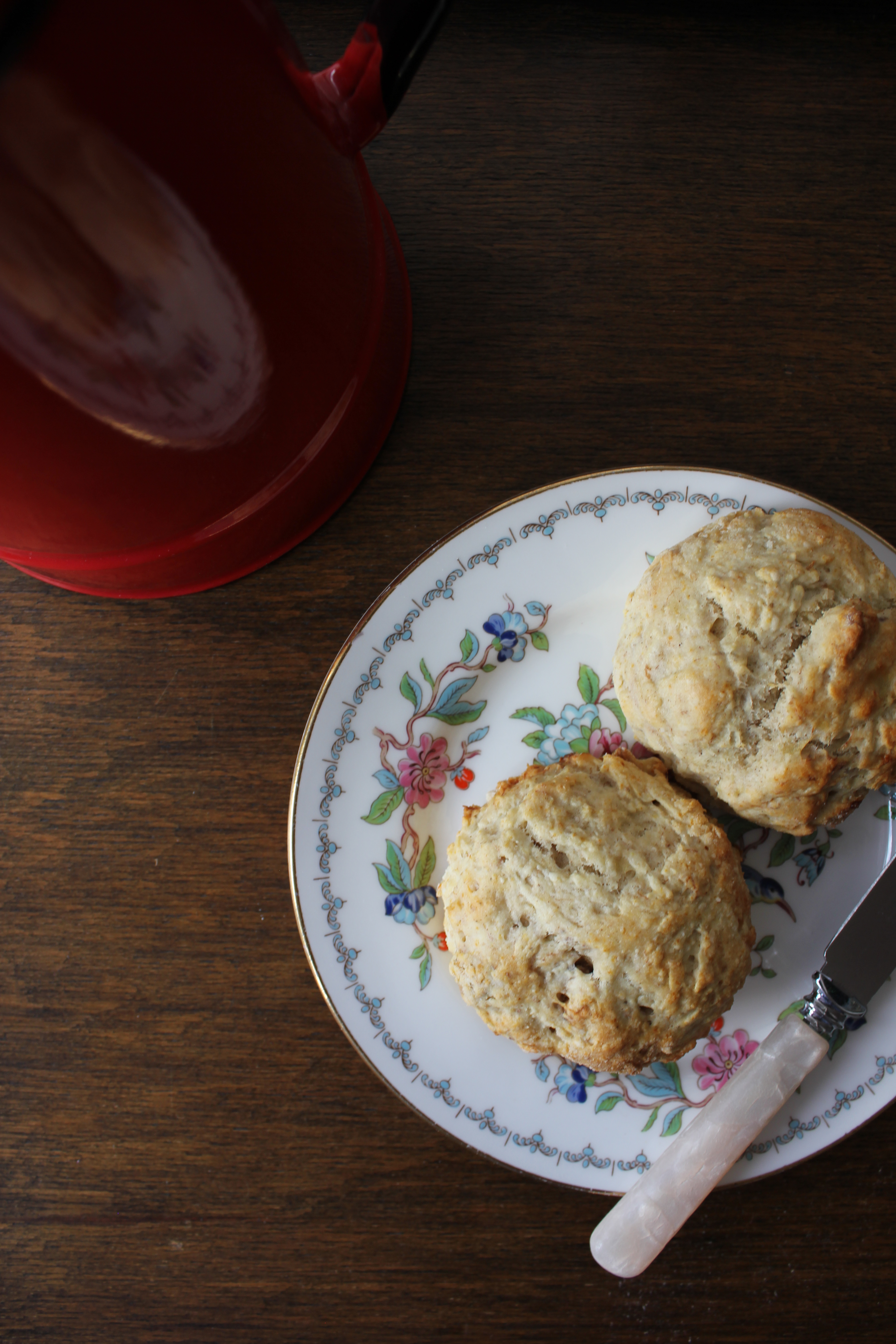 Rosie Makes: Banana & Walnut Scones | Everything Looks Rosie ...