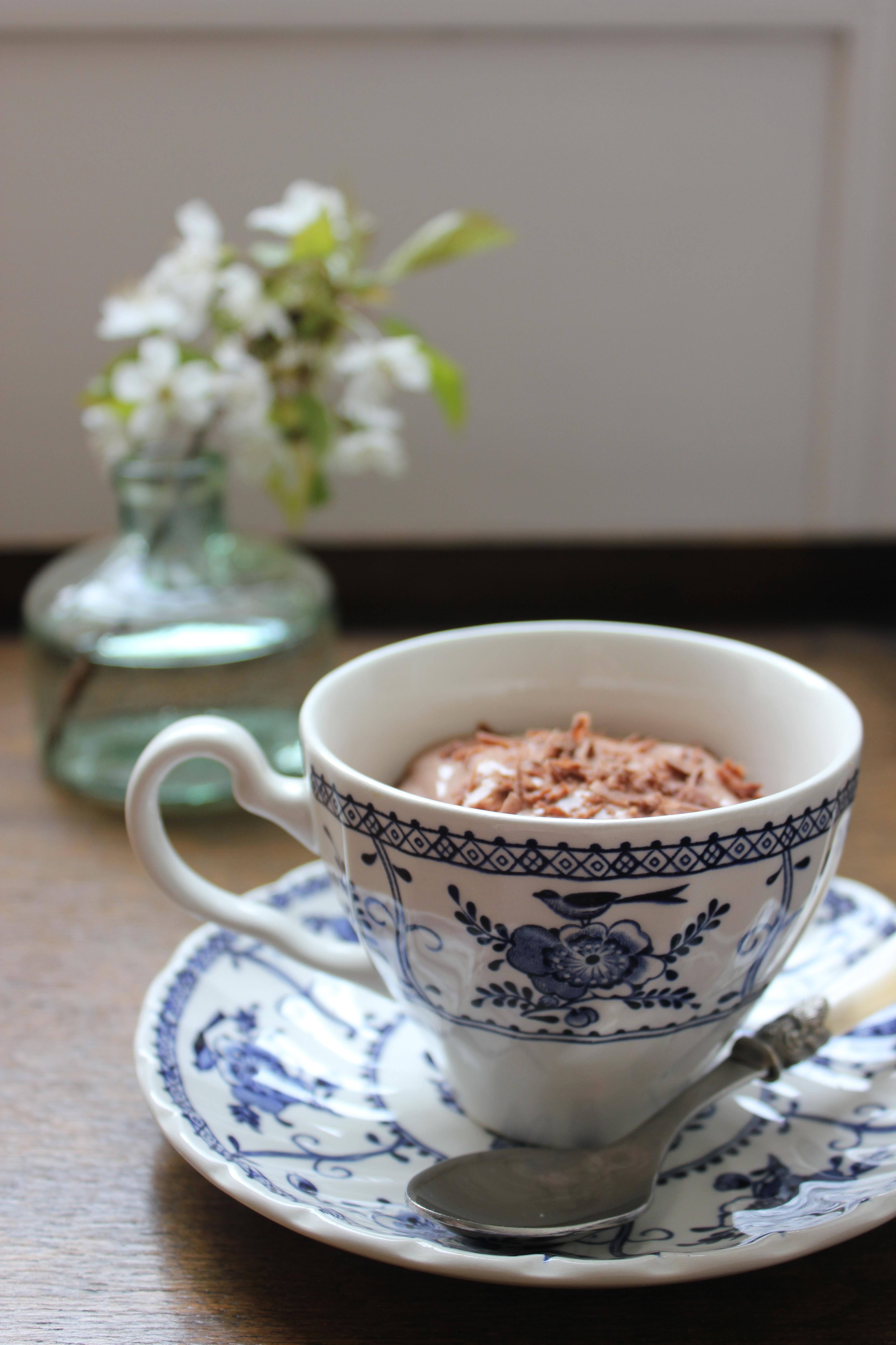 Anna Jones chocolate green tea pots