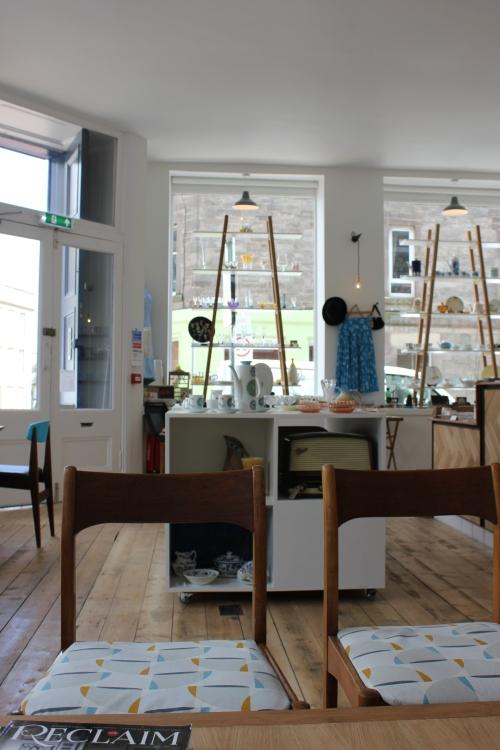 Art and Vintage, Abbeyhill Edinburgh